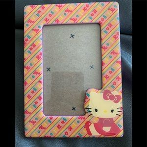Hello Kitty 4x6 Picture Frame ❤️